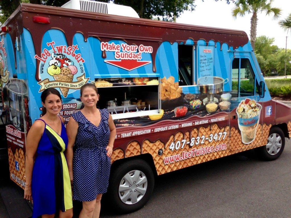 Orlando Ice Cream Truck Rental