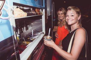 Central Florida Ice Cream Party